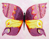 butterfly baby nursery room decor - Butterfly Art Prints by Cici Art Factory
