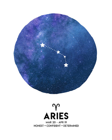 Aries Star Sign
