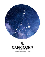 Capricorn Star Sign