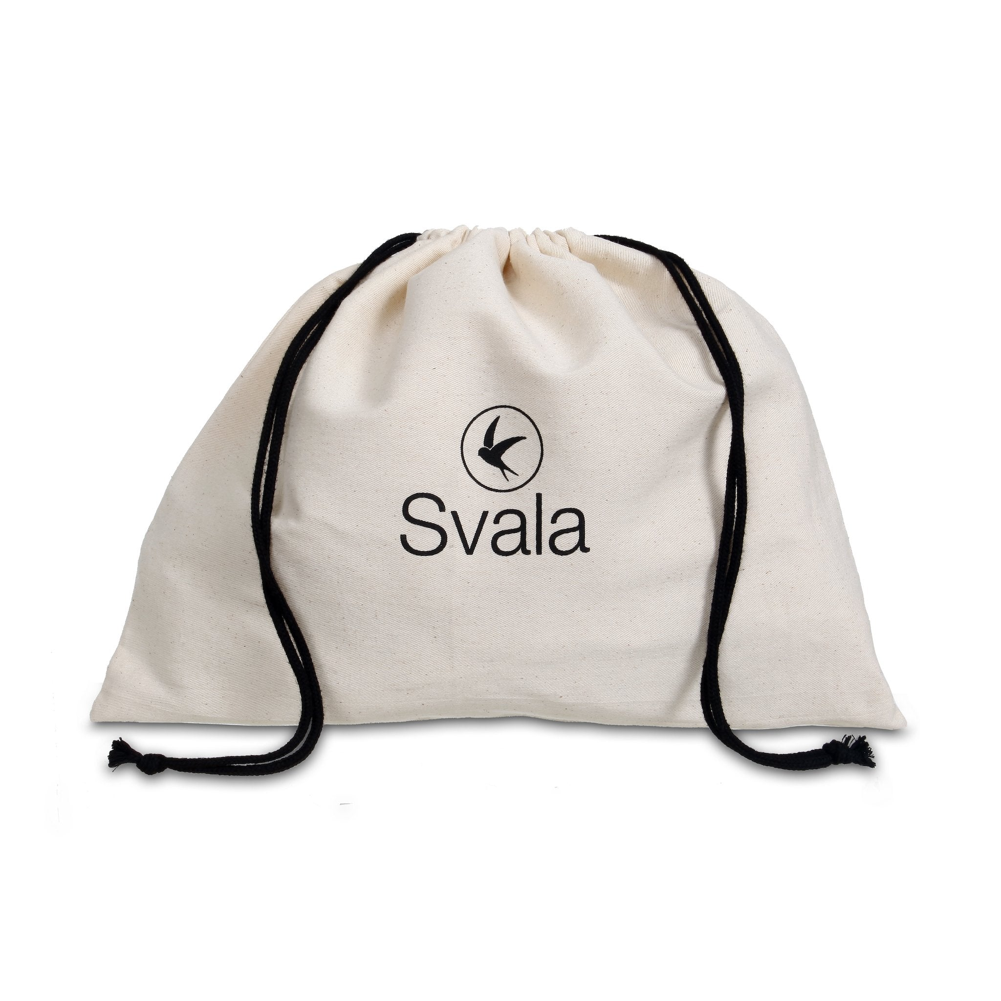Svala organic cotton dust bag