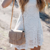Tashi Crossbody - Natural Cork
