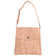 Gemma Backpack Purse - Natural Cork