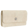 Svala vegan Sara chain wallet purse in cream