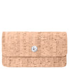 Vegan Cork Wallet Purse with Chain Strap, Sara, Svala