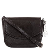 vegan black Tashi crossbody handbag - Svala
