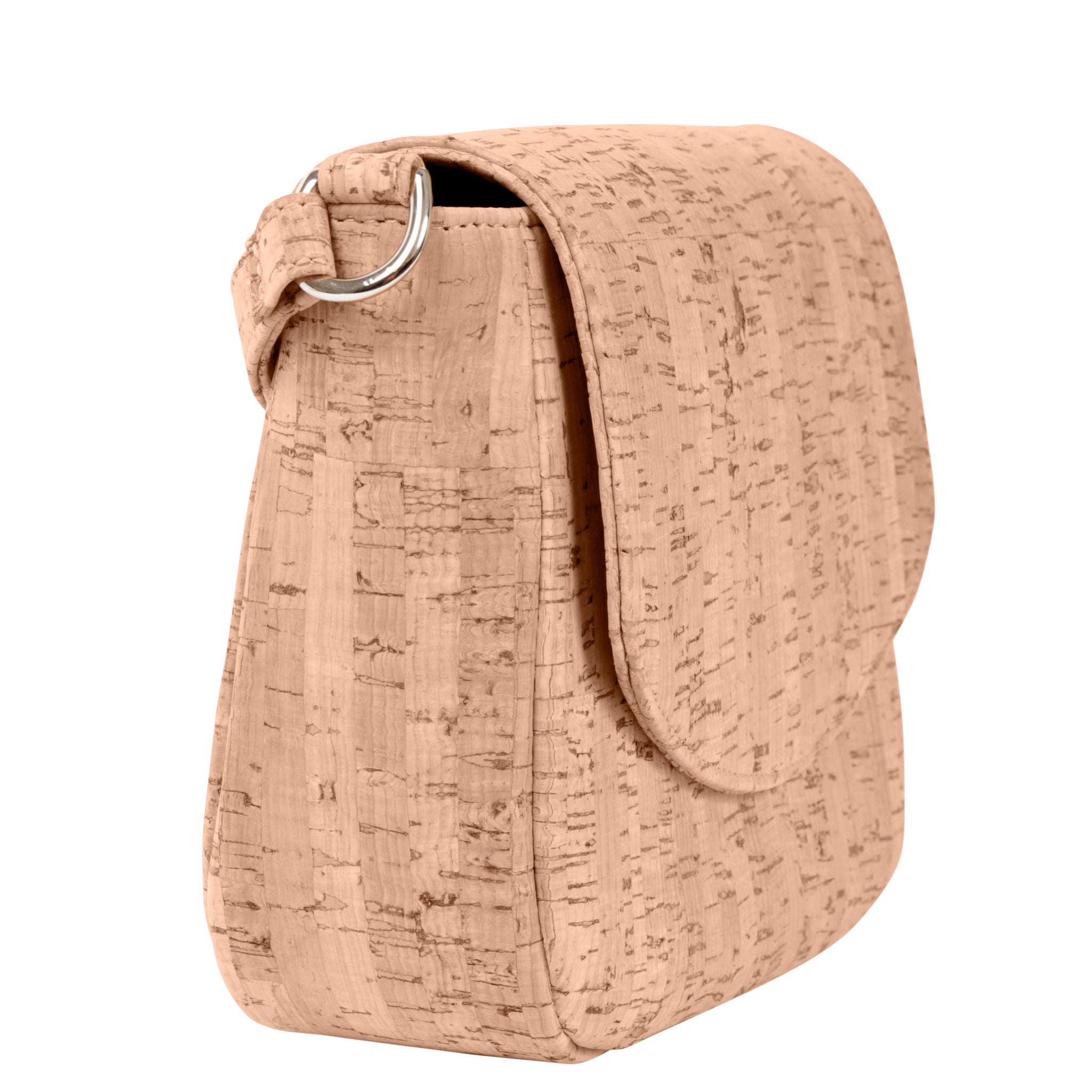 natural cork vegan Tashi crossbody handbag - Svala