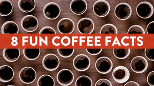 8 Fun Coffee Facts