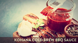 Cold Brew Barbecue