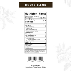 HOUSE BLEND 4-PACK - Kohana Coffee