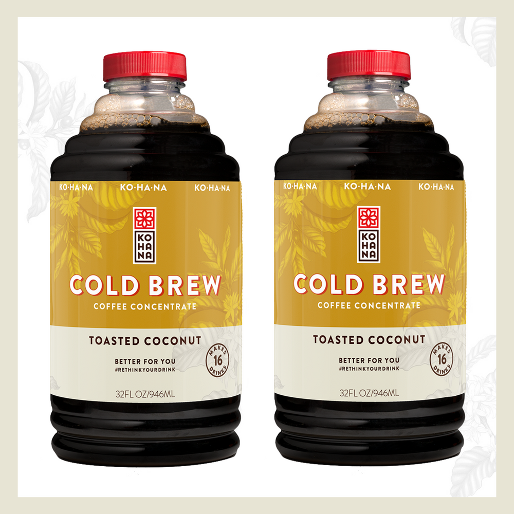 TOASTED COCONUT 2-PACK - Kohana Coffee