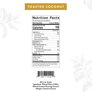 TOASTED COCONUT 4-PACK - Kohana Coffee