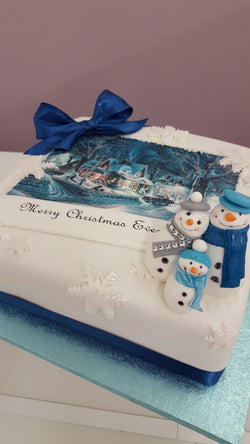 Christmas Cake Class  - Friday 20th Dec 2019 £75