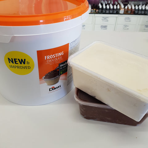 Dawn Frosting - Vanilla or Chocolate