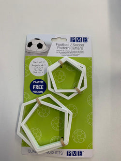 PME Football/Soccer Pattern Cutters