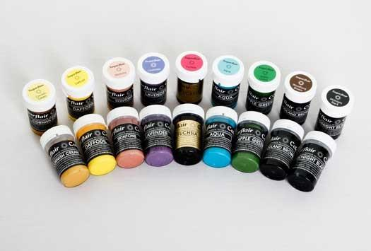 Sugarflair Colour Pastes
