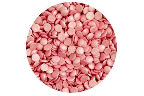 Twist Confetti - Pink (Bulk and Individual Tub)