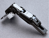 Salice TITANIUM Silentia Series 200 Integrated Soft Close Full Overlay 165 Degree Hinge - C2AKAD6