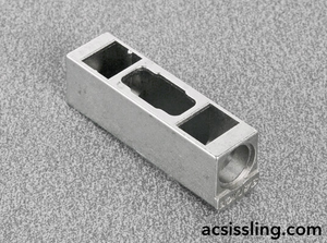 Salice Metal Housing for Smove Buffer - D076SN9