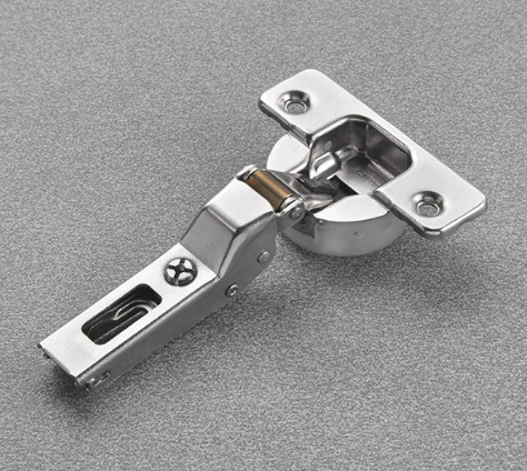 Salice Silentia+ Series 100 Integrated Soft Close Half Overlay 9mm Crank 105° Hinge - C1A6GE9