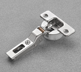 Salice Silentia+ Series 200 Integrated Soft Close Half Overlay 9mm Crank 94° Hinge - C2ABGE9