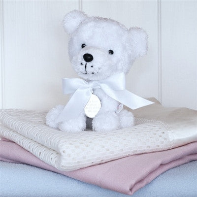 Personalised Little Paws Polar Bear