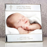 Silver Cross Square 6x4 Photo Frame