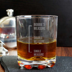 Measures Whisky Tumbler
