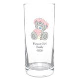 Me To You Wedding Hi Ball Glass