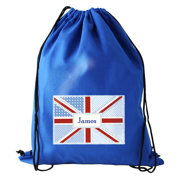 Patchwork Union Jack Swimbag