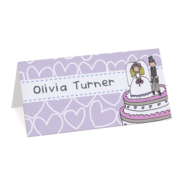 Bang on the Door Place Cards 20 Pack
