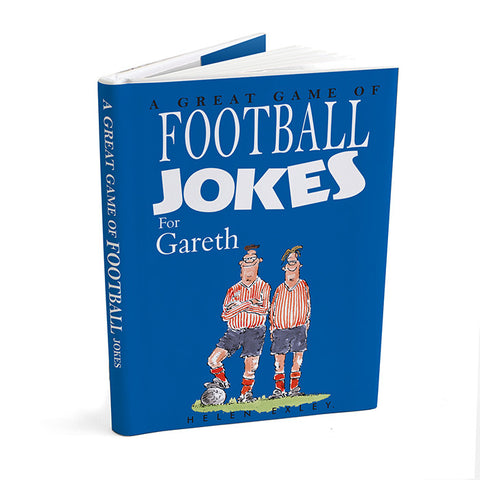 Football Jokes Giftbook