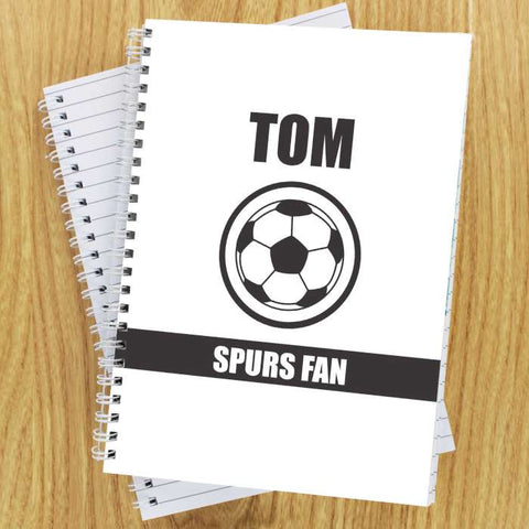 Football Fan Notebook