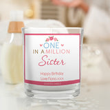 One in a Million Scented Jar Candle