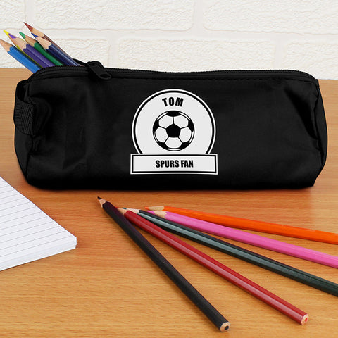 Football Fan Pencil Case