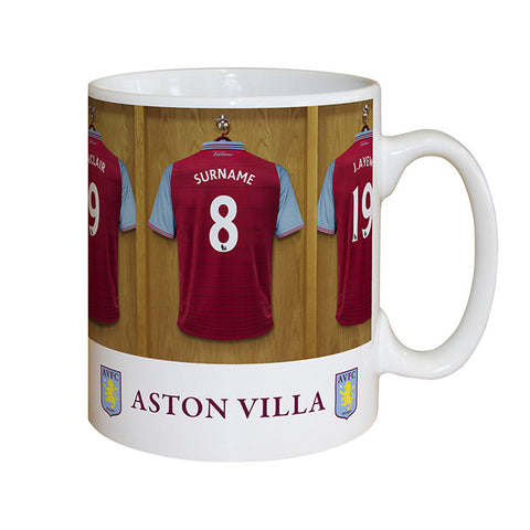Aston Villa Dressing Room Mug