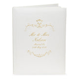 Gold Ornate Swirl Traditional Album