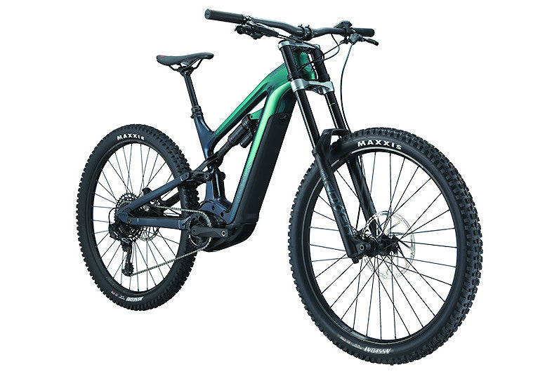 How do suspension settings change for EBikes