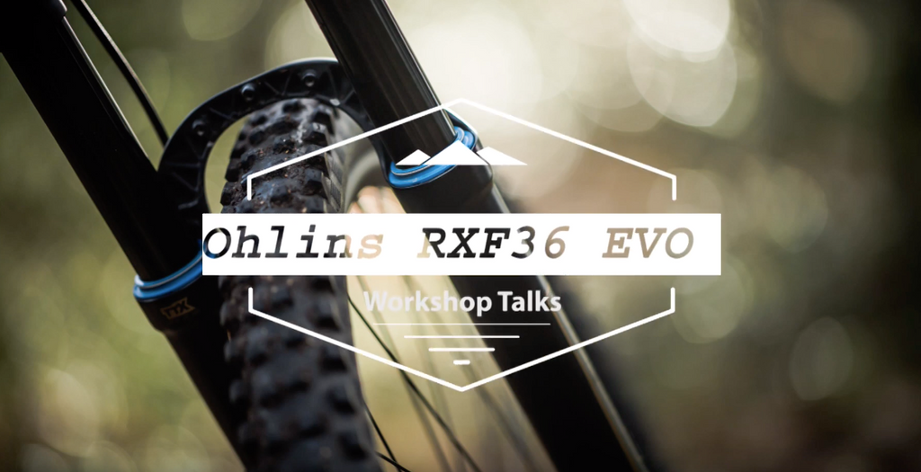 Ohlins RXF36 EVO review