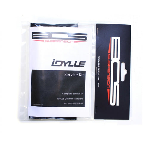 BOS 37MM IDYLLE FCV Seal Kit (Out Of Stock)