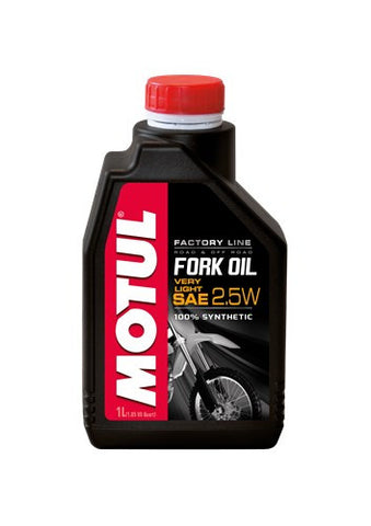 Motul Factory Line Oils
