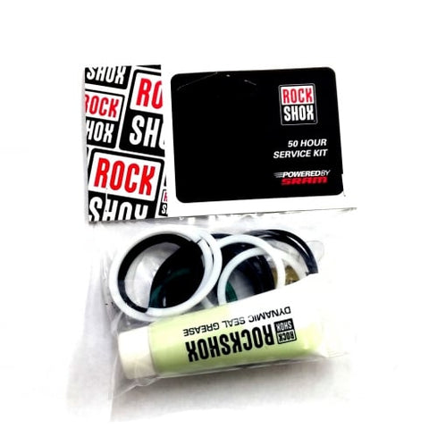 Rockshox Deluxe/Super Deluxe Air Can service kit