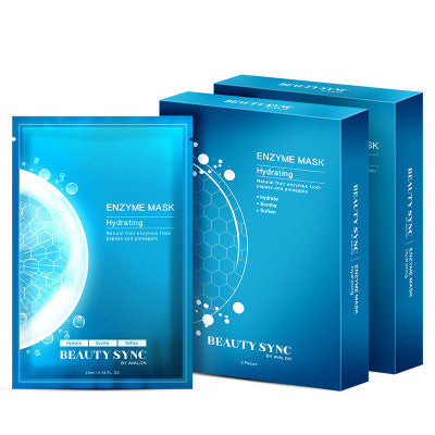 Avalon Beauty Sync Enzyme Mask - 5pcs/Box - Bluemoon Secrets Chamber