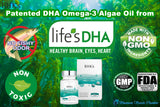 BHK's MaMa DHA Omega-3 Algae Oil Softgels ⭐專利DHA藻油軟膠囊 - Bluemoon Secrets Chamber
