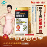 Funcare burner® 18 Herbal Japan Ancient Slimming Formula Capsules★倍熱防風通聖散腹孅膠囊
