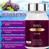 BHK's Resveratrol Capsules ⭐ 白藜蘆醇 - Bluemoon Secrets Chamber