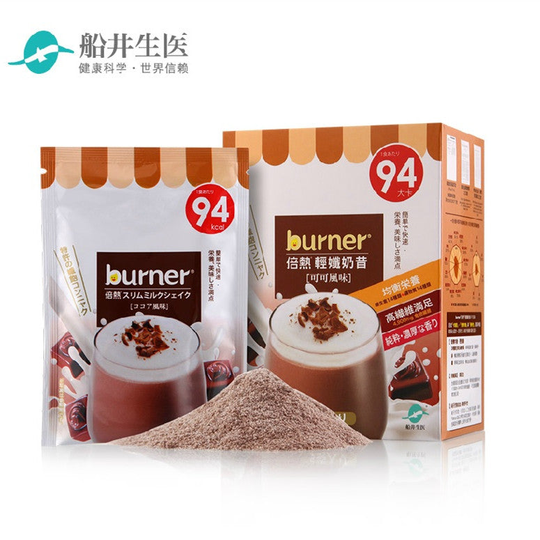 burner® Light Slimming Meal Replacement Milkshake★Chocolate/Strawberry/Green tea★船井Burner®輕孅奶昔 - Bluemoon Secrets Chamber
