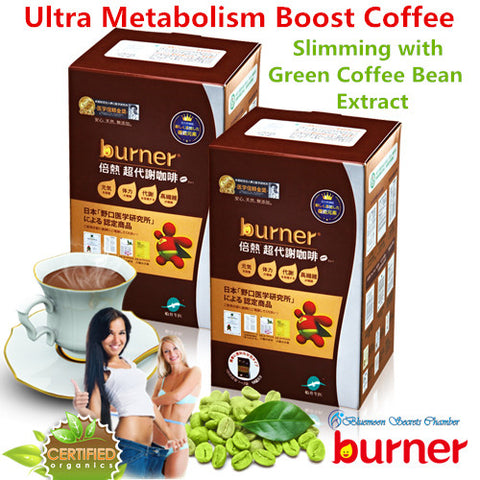 burner® Ultra Metabolism Boost Coffee/ burner®倍熱® 超代謝珈啡