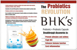 BHK's Enteric 10 Dophilus Probiotic+Prebiotic Capsules⭐深釋型十益菌 - Bluemoon Secrets Chamber