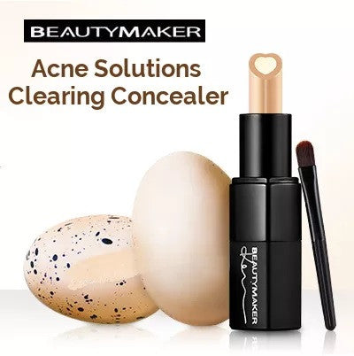 Beauty Maker Kevin Acne Solutions Clearing Concealer 35g - Bluemoon Secrets Chamber