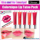 Colornique Lip Tattoo/ Made in korea (More colors for Berrisom Fans)/撕拉唇彩 韩国 - Bluemoon Secrets Chamber